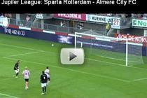 Sparta Rotterdam - Almere 12-1