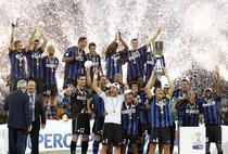Inter Milano castiga a cincea Supercupa a Italiei