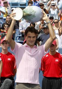 Federer, la al 63-lea titlu din cariera