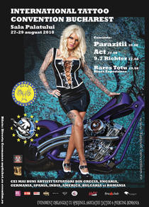Tattoo Convention Bucharest 2010