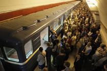 Metrourile n-au mai circulat