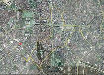Traseu intre institutii - Google Earth
