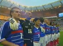 Franta, campioana mondiala din 1998