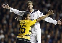 Crouch califica Tottenham in Liga Campionilor