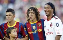 Ronaldinho, din nou pe Cap Nou