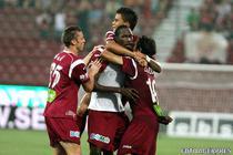 CFR Cluj, meci dificil cu Basel