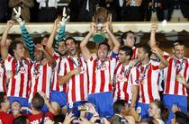Atletico Madrid castiga Supercupa Europei