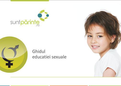 Coperta Ghidul Educatiei Sexuale
