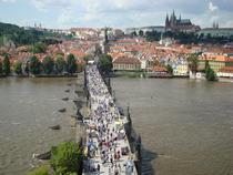 Praga - Orasul de Aur - Podul Carol