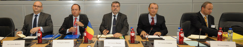 Delegatia Romaniei la Bruxelles