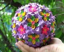 Exponat origami