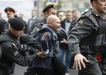 Violente la Moscova