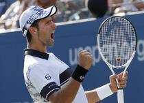 Djokovic, in turul doi la US Open