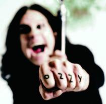 Ozzy Osbourne vine in Romania