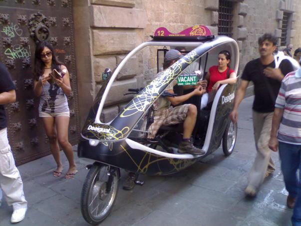 Taxi Ecologic