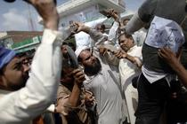 Prosteste in Afganistan impotriva arderii Coranului de catre o biserica din SUA