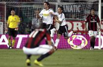 AC Milan, invinsa de o nou-promovata