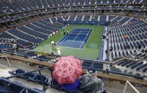 Ploaia, adversar de temut la US Open