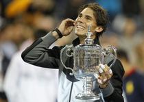 Fotogalerie Nadal - Djokovic