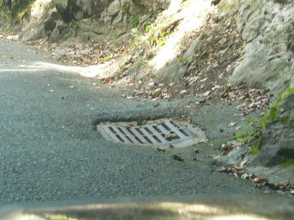 Canalizare in varful muntelui [2]