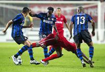 Inter, remiza in Olanda