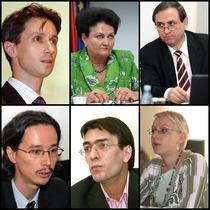 Alegeri pentru CSM