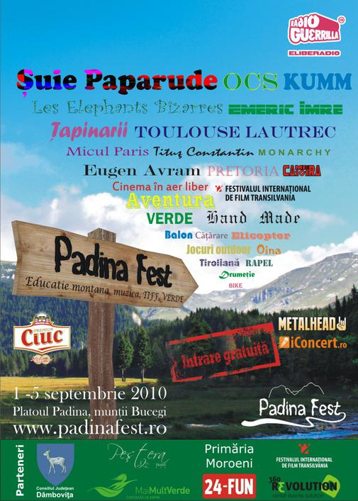 afis Padina Fest