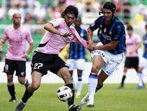 Chivu, evolutie slaba contra lui Palermo