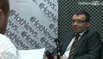 Mihai Voicu in studioul HotNews.ro