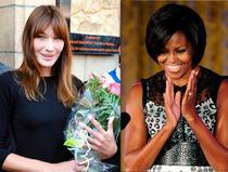 Carla Bruni / Michelle Obama