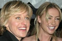 Ellen si Portia DeGeneres