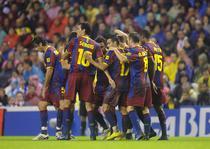 Barcelona va intalni Realul pe 28 noiembrie