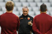 Claudio Ranieri, antrenor AS Roma