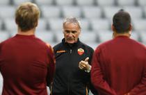 Claudio Ranieri, antrenor AS Roma