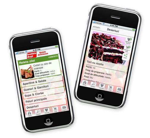 Cookapp iPhone