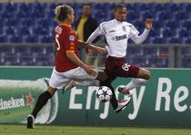 Roma, victorie la limita cu CFR