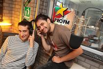 DJ Sara si Nicolai prezinta de o saptamana matinalul ProFM