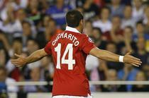 Hernandez, gol important pentru United