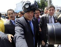 Presedintele ecuadorian Rafael Correa, tinta politistilor protestatari
