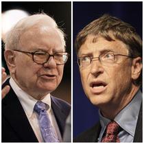 Buffett si Gates