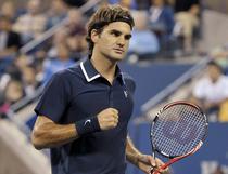 Federer, in sferturi la US open