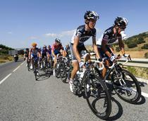 "Andy Schleck (stanga), exclus din ""La Vuelta"""