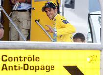 Contador, suspendat provizoriu de UCI