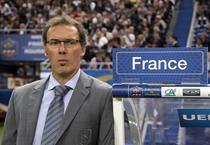 Laurent Blanc, selectioner Franta