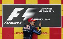 Vettel, de neinvins la Suzuka