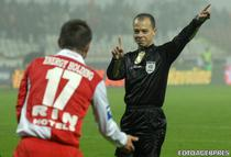 Marius Avram , la Dinamo-Steaua