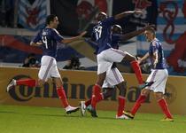 Benzema, gol contra Luxemburgului