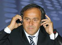 Michel Platini, presedinte UEFA