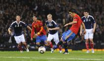 David Villa, golgeterul nationalei Spaniei