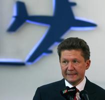 Aleksei Miller, presedintele Gazprom